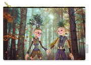 In Harmony With Nature Carry-all Pouch