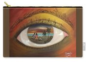 In His Eyes  Carry-all Pouch