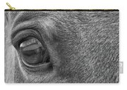 In Italian Cavallo View Carry-all Pouch