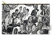 In Praise Of Jazz IIi Carry-all Pouch