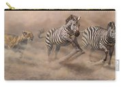 In Pursuit Carry-all Pouch by Alan M Hunt