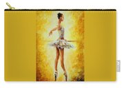 In The Ballet Class Carry-all Pouch