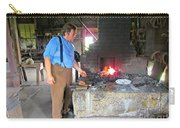 In The Blacksmith Shop Carry-all Pouch