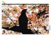 In The Cherry Tree Carry-all Pouch
