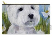 In The Daisies Carry-all Pouch