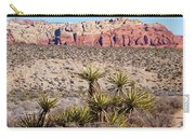 In The Desert Carry-all Pouch