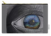 In The Eye Of The Beholder Carry-all Pouch