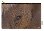 In The Eye Of The Elephant Carry-all Pouch