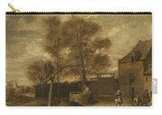 In The Farmyard  Carry-all Pouch