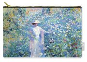 In The Flower Garden 1900 Carry-all Pouch