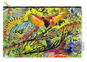 Birds In The Forest Carry-all Pouch