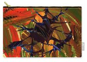 In The Forward Mind Abstract Carry-all Pouch
