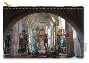 In The Gothic-baroque Church Carry-all Pouch