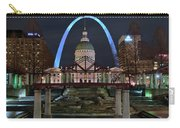 In The Heart Of St Louis Carry-all Pouch