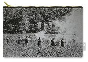 In The Heat Of Battle - Gettysburg Pa Carry-all Pouch