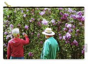In The Lilac Garden Carry-all Pouch