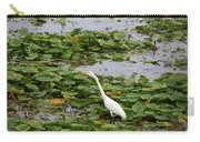 In The Lily Pads Carry-all Pouch