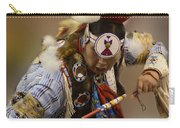 Pow Wow In The Moment Carry-all Pouch