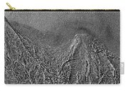 In The Moment Bw Three  Carry-all Pouch