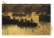 In The Port Carry-all Pouch by Charles Cottet