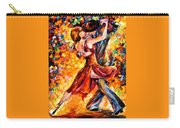 In The Rhythm Of Tango Carry-all Pouch