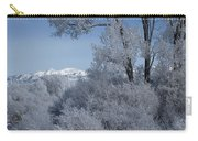 In The Shadows Of The Fog Carry-all Pouch