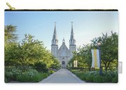 In The Spring At Villanova Carry-all Pouch