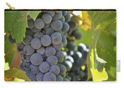 In The Vineyard Carry-all Pouch by Nancy Ingersoll