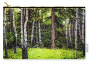 In The Woods Carry-all Pouch