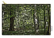 In The Woods Wc Carry-all Pouch
