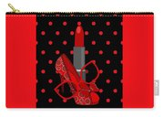 In Vogue - Fashion Illustration Carry-all Pouch