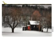 In Winter Carry-all Pouch