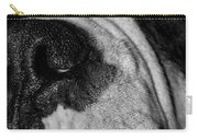 In Your Face II Carry-all Pouch by DigiArt Diaries by Vicky B Fuller