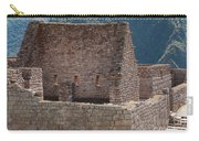 Inca Structure Carry-all Pouch