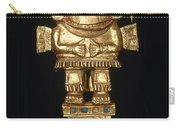Incan Gold Ornament Carry-all Pouch