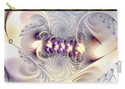 Incandescent Reminiscences Carry-all Pouch