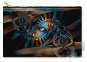 Inception Abstract Carry-all Pouch