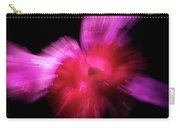 Incoming Attack Orchid Carry-all Pouch