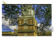 Independence Hall-philadelphia Carry-all Pouch