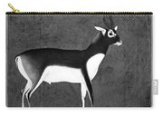 India: Black Buck Carry-all Pouch