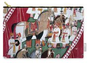 India: Military Festival Carry-all Pouch
