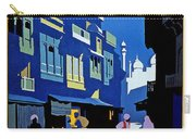 India Travel Poster Carry-all Pouch