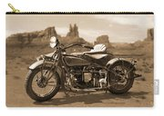 Indian 4 Sidecar Carry-all Pouch