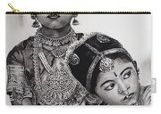 Indian Adornment Carry-all Pouch