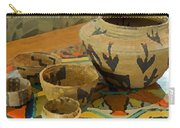Indian Baskets 1 Carry-all Pouch