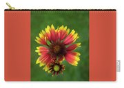 Indian Blanket Flower - Gaillardia Carry-all Pouch