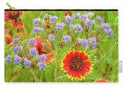 Indian Blanketflowers Gaillardia Puchella Carry-all Pouch