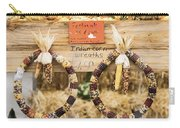 Indian Corn Wreaths Carry-all Pouch