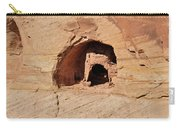 Indian Dwelling Canyon De Chelly Carry-all Pouch