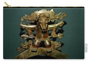 Indian Gold Carry-all Pouch